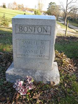 Samuel Morrison Boston