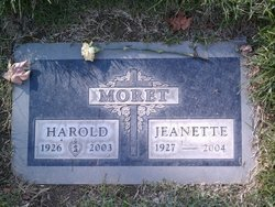 Harold Kenneth Moret
