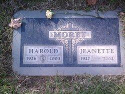 Jeanette Aldean <I>Koops</I> Moret