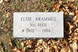 Elsie <I>Reed</I> Krammes