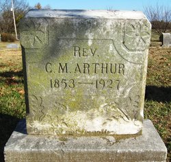 Rev Charles M. Arthur