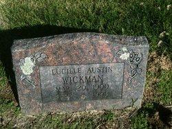 Lucille Austin Wickman