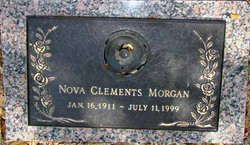 Nova <I>Clements</I> Morgan