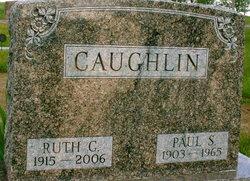 Ruth Caroline <I>Anderson</I> Caughlin