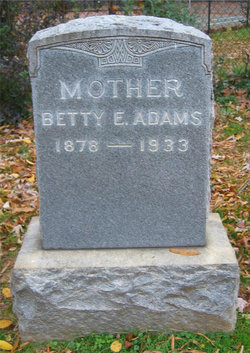 Betty E. Adams