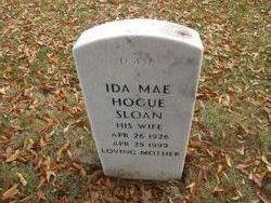 Ida Mae Hogue Sloan