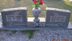 Liddie Jane <I>Turner</I> Jacks