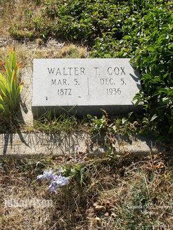 Walter T. Cox