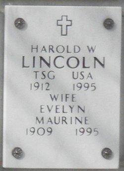 Harold Wayne Lincoln