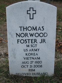 Thomas Norwood Foster, Jr