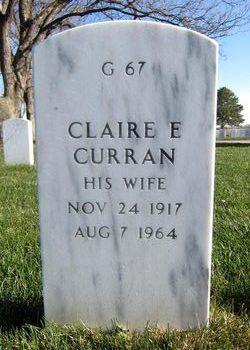 Claire E Curran