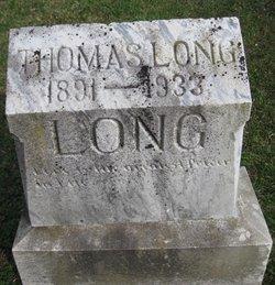 Thomas Sparrow Long
