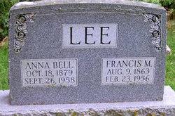 Anna Bell <I>Naderhoff</I> Lee