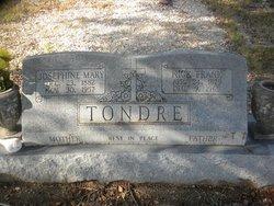 Josephine Mary <I>Kempf</I> Tondre