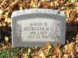 Aaron Horn Detweiler