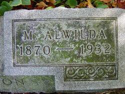 Margaret Alwilda <I>Phillips</I> Morrison