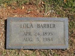 Lola Barber Bagwell