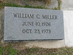 Corp William Christopher Miller