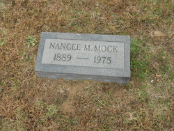 Nancee M Mock