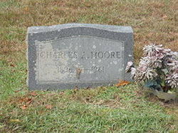 Charles A Moore