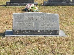 Wilton D Moore