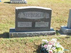 Ernest B Neuberger