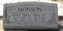 Wendell Leon Monson