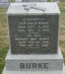 "Bridget ""Bea"" <I>Barry</I> Burke"