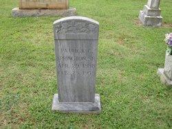 Patrick Coleman Arrington, Sr