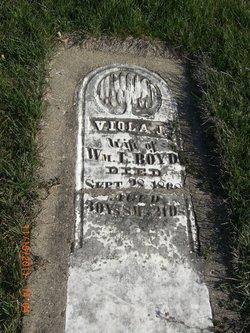 Viola J Boyd
