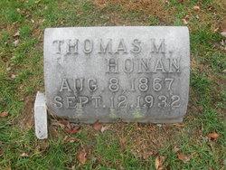 Thomas M Honan