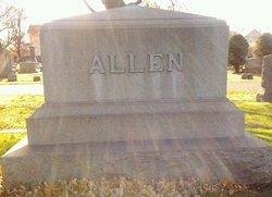 Mary <I>McGowan</I> Allen