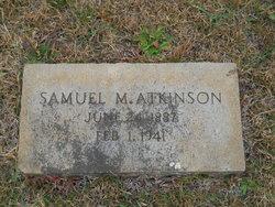 Samuel M Atkinson