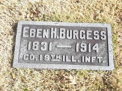 Eben Hale Burgess