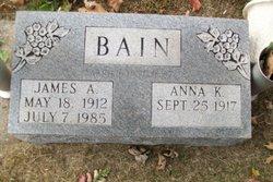 James A. Bain