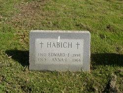 Edward F Habich