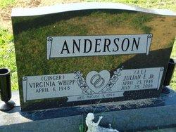 "Julian Elwood ""J.E."" Anderson, Jr"