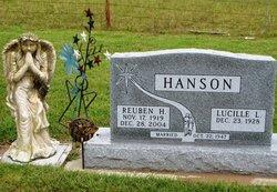 Reuben Henry Hanson