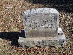 Louise <I>Tucker</I> Bastin