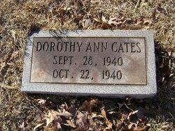 Dorothy Ann Cates
