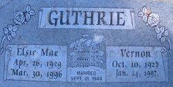 Vernon Guthrie
