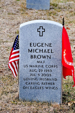 Lieut Eugene Michael Brown