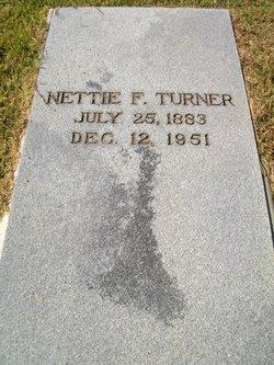 """Antoinette """"Nettie"""" <I>Felder</I> Turner"""