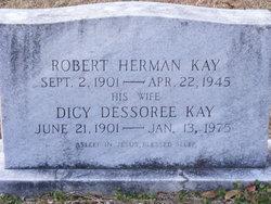 Dicy Dessoree <I>Bagwell</I> Kay