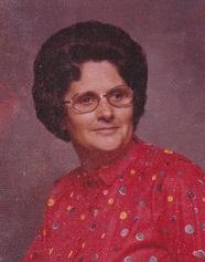 Betty Louise <I>Hammonds</I> Harrison