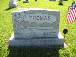 Alice Corrine <I>Simpson</I> Thomas