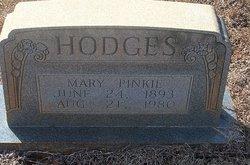 Mary Pinkie Hodges