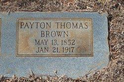 Payton Thomas Brown