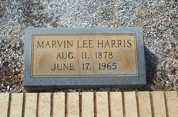 Marvin Lee Harris