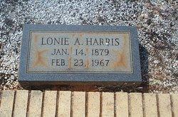 Lonie A. Harris